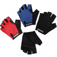 Free shipping Cycling bike gloves by mountain bike and road bike, 3 colors - 4 sizes