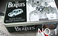 "7.5"" The Beatles tin box/ lenses Box/ Jewelry earing Case/ tea box/ vintage Stationery wholesale"