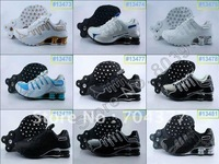 Free shipping! Retail and wholesale Brand new men running shoes, men basketball shoes, shox shoes,sneakers, trainers, nz shoes