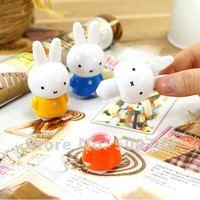 Lovely Bunny/Rabbit Ballpoint Pen, Novelty Ballpoint Pen, Creative Cartoon Korea Stationary Wholesale