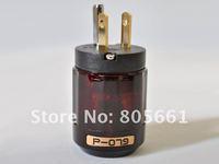 New High performancen Audio Grade 24K Gold plated P-079 US Power Plug