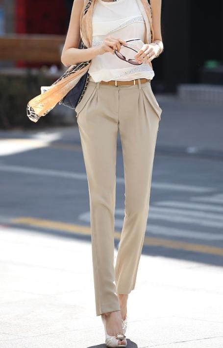 pants style for women - Pi Pants