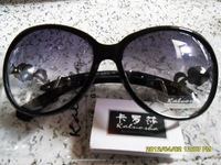 Brand KALUOSHA New Stylish women men sunglasses leopard sun glasses come with box tags cloth