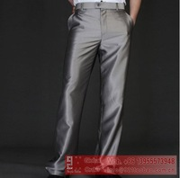 2012 hot selling !!! new fashion slim men's pants color sliver gray casual pants trousers good quality with cotton blends K041-4