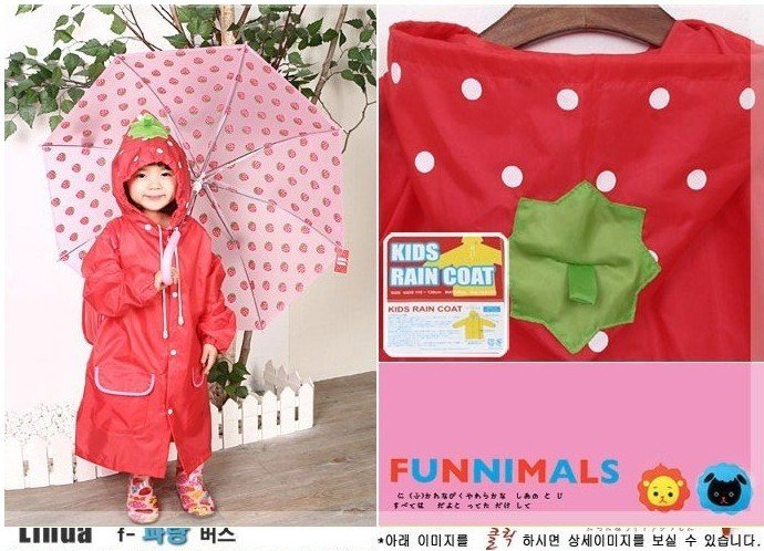 new style wholesale free shipping cartoon animal shaped children's poncho linda baby raincoat kid's rain wear(China (Mainland))