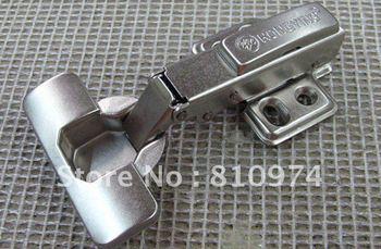 100  Pcs Cabinet Hardware Hinges Hydraulic buffering  Hinge self closing 2012