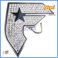 1PCS POPULAR brand belt buckle on sell free shipping