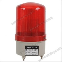 Skoda Marning Signal Light LED High-tech Turn Steady Light with Buzzer 24VDC Red 11499