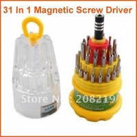 31 IN 1 Multi Utility Magnetic Screw Driver Toolkit Free Shipping