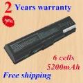 Высокое качество Горячей + новый 6-Элементный аккумулятор для Ноутбука Toshiba Satellite Pro A200 A210 A300/D L300 /D L4