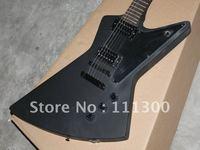 Custom Explorer 6-String new Arrival black electric guitar Musical Instruments