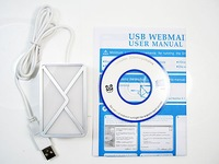 2014 Hot popular novel and special products USB Webmail Notifer USB email reminder Free Shipping
