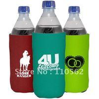 Neoprene Water Bottle Cover Sleeve Holder Cooler Bag
