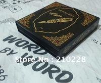 (NEW ARRIVAL) 10 pcs/ lot Quran Reader Pen+4GB+TAJWEED QM8900 +built in battery USB charger