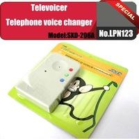 No.LPN123 Wireless Mini 8 Multi Voice Changer Microphone, Handheld voice changer freeshipping, dropshipping