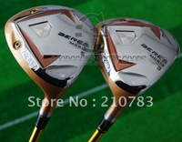 2012 New Honma Beres MG 813#3/#5/Fairway Woods 2pcStiff/shaft Golf Clubs With head covers.Free shipping,