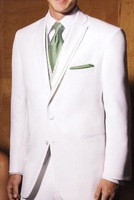 Free Shipping! Wholesale cheap men's suits,2012 New Fashion business suits,wedding suits/wedding tuxedo &Bridegroom F216