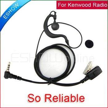 Earpiece Headset for YAESU VX-3R/5R/10/110/132/168/210/300 FT-50/60R Walkie talkie two way CB Ham Radio C0035A Eshow