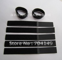 Free shipping 20x180mm Hot sell black Velcro tape without printings