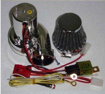 new  motorcycle parts Electronic turbocharger DIY Turbo-500