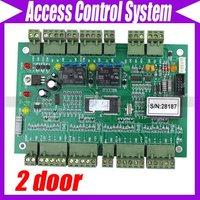 Security RS232 RS485 Ethernet Door Access Control System 2 Door 2 Way 4 reader#4504