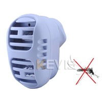 LED UV Lamp Mosquito Killer Insect Moth Fly Catcher Trap US plug 110-240V KG328