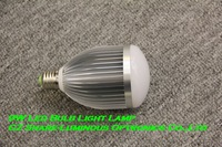 "Professional!!!  High Quality 3.2""/80mm 5500K Silver Dimmable 9W Led Bulb Light with 110lm/w+AC85~265V+3 years wty+FREE DHL"