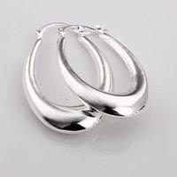 Wholesale 925 sterling silver earrings, 925 silver fashion jewelry SE33