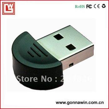 free shipping/Mini USB Bluetooth Adapter
