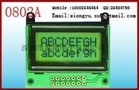 Char. 8x2 line character LCD module 0802A Appearance:40.0x35.0x7.0 Field:28.0x14.0 Dot size:2.95x4.75