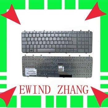 New Laptop keyboard for HP Pavilion dv7 DV7T DV7Z dv7-1000 dv7-1100 UK Layout Notebook Replacement Parts Wholesale (K1488)