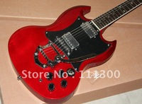 best hot arrival SG Cherry Custom red Electric Guitar OEM Musical Instruments