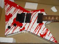 best Musical Instruments 2011 Custom Shop Limited Edition Flying k  Custom electric guitar