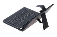 """Lots of 5 pcs USB Keyboard Leather Hard Cover Case Bag for 7"""" Tablet PC MID PDA VIA 8650"""