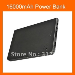 Laptop Battery Power Bank,16000mah External battery charge for iPhone,iPad,Laptop and other device(China (Mainland))