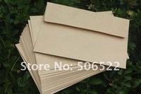Free shipping 175*125mm 200pcs/lot  Kraft Paper Letter Envelope