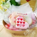 Wholesale 500pcs/lot,TOP OPEN Bakery paper bag/cake bags/bread bags,Free shipping!