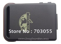 Mini Car GPS Tracker supporting Memory Card with inbuilt Shock Sensor and Sleep Function
