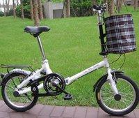 16 inch folding bike,DHL/EMS Free-factory wholesal