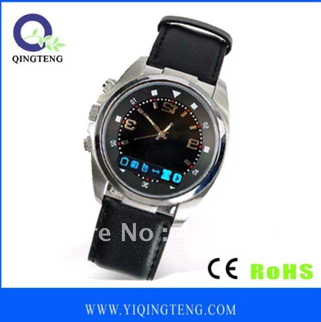 Casual bluetooth watch show caller&#39;s ID(China (Mainland))