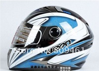 BEON Classic Full Face Helmet Winter Helmet Racing Helmet International Version Motorcycle Helmets