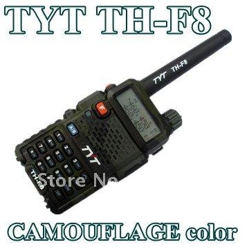 TYT th-f8 комп работать два пути