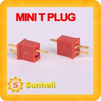 200pairs MINI MICRO ULTRA T PLUG DEANS RC CONNECTOR  FREE SHIPPING