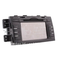 Intelligent Navigation System for KIA Borrego navigation system support  Bluetooth iPod,DVD player