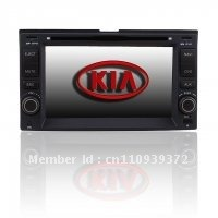 Intelligent Navigation System for KIA Carens navigation system support  Bluetooth iPod,DVD player