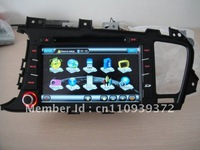 Intelligent Navigation System for K5 Forte navigation system support  Bluetooth iPod,DVD player