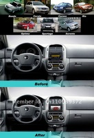 Intelligent Navigation System for Kia Lotze navigation system support  Bluetooth iPod,DVD player