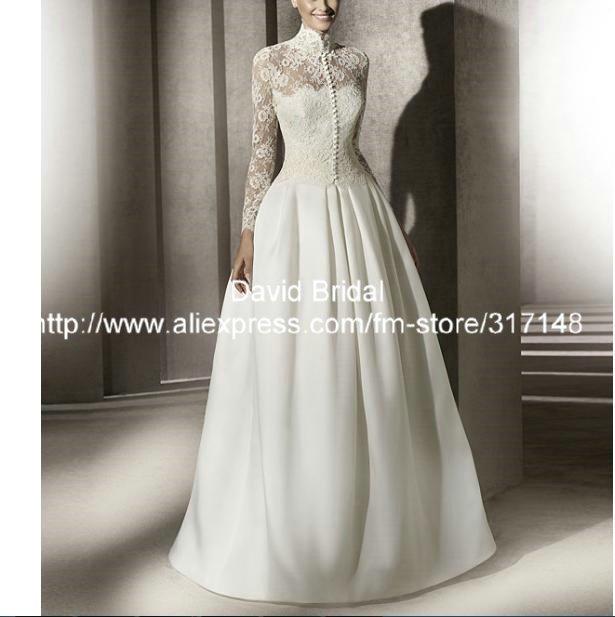 ... -arabisch-stehkragen-spitze-langarm-hochzeitskleid-dv081.jpg