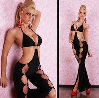 Женские стринги New Sexy Erotic Blue Strappy G-string LC7638