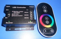 led rgb touch controller,DC12-24V input, max 6A*3channel output